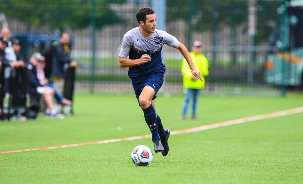Men's Soccer Rolls Past Birmingham-Southern, 3-0, for Seventh Consecutive Win