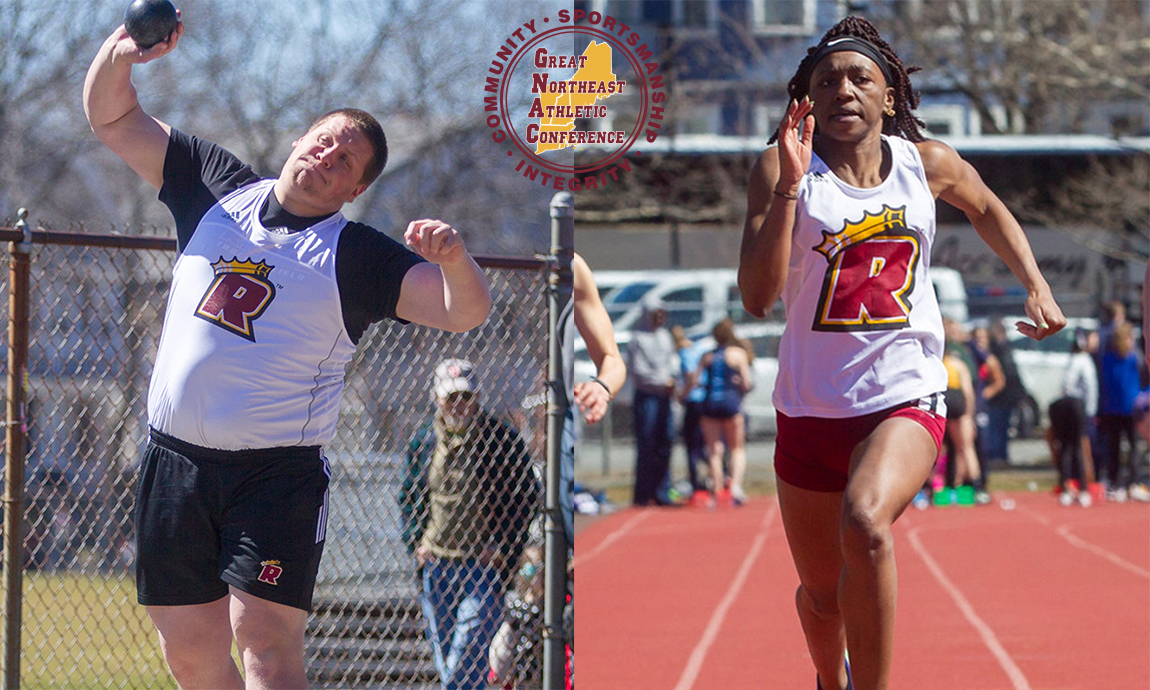 LaFlamme, St. Hilaire Receive GNAC Weekly Track & Field Awards