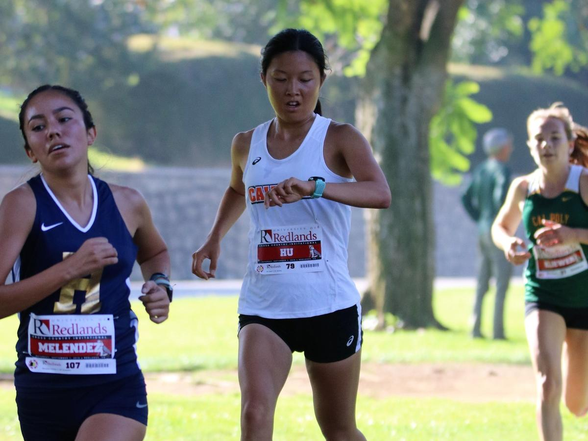 Men's and Women's Cross Country Reach Milestones at Riverside