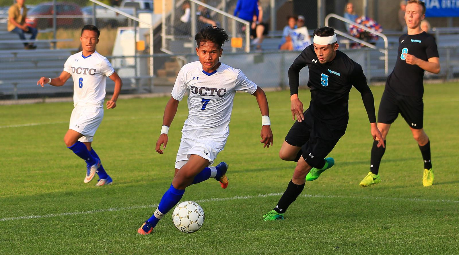 DCTC Men's Soccer opens season with 2-2 record