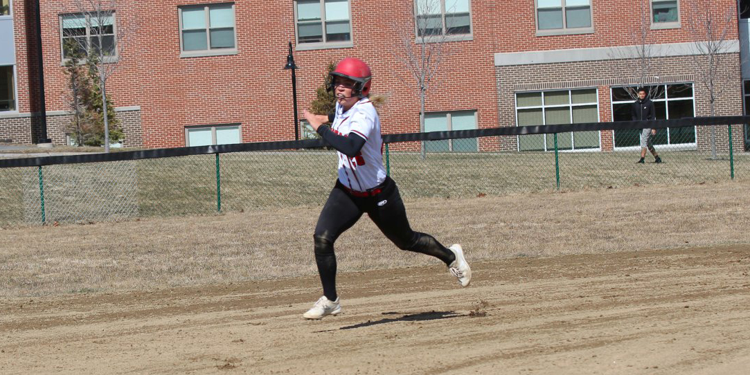 Softball Swept by Castleton in NAC Play