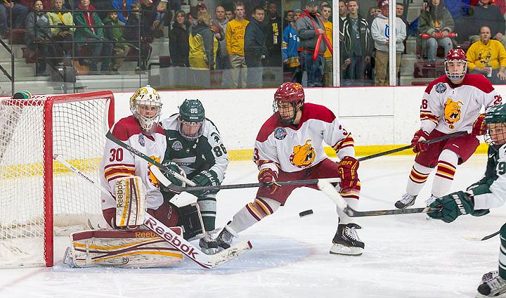 Ferris State Matches School Record In Shutout Victory At Michigan State