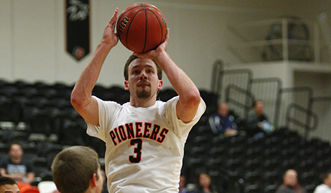 Men's Basketball Improves to 3-0 With 77-61 Win Over Concordia