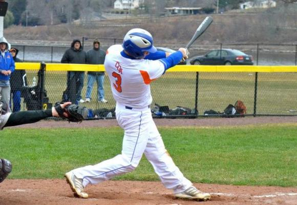 Bears Clinch NEWMAC Tourney Berth With 7-5 Win