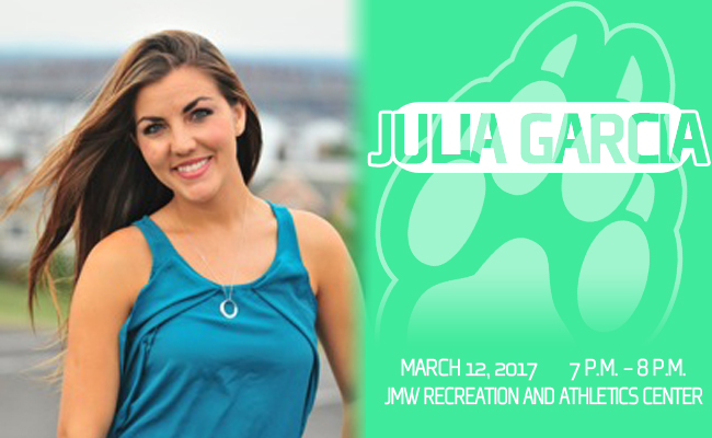 Keuka College to Welcome Julia Garcia
