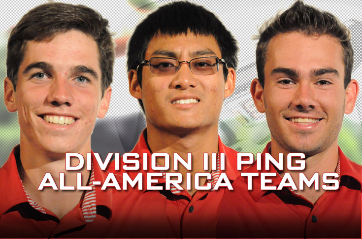 Golf: Panthers land three players on Division III PING All-America teams