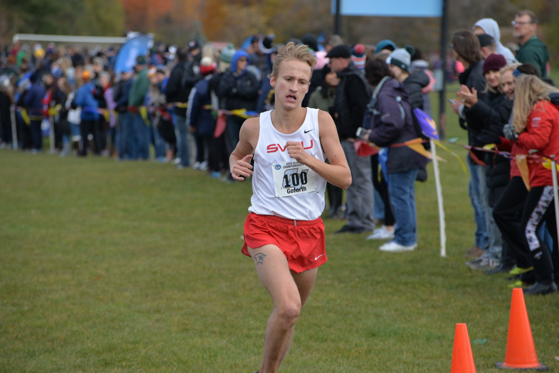 Tom Goforth - Cross Country