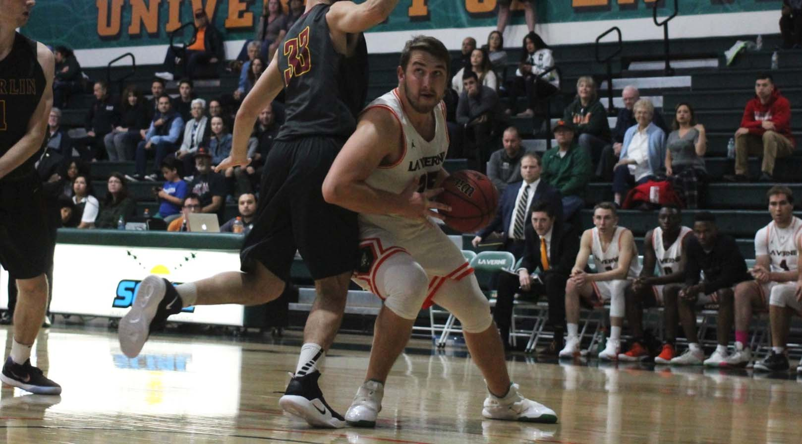 Gustafson notches double-double against No. 11 Whitworth