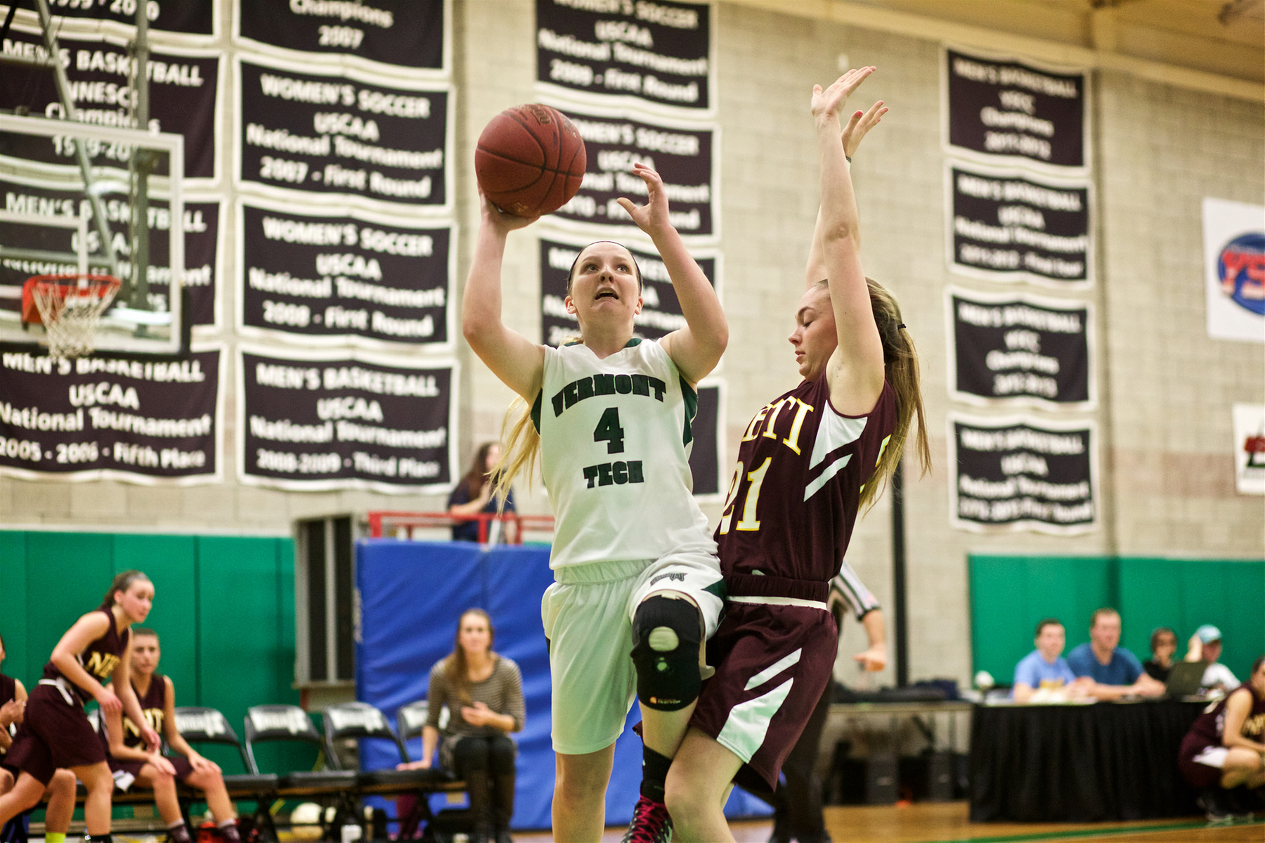 Women's basketball struggles in Maine