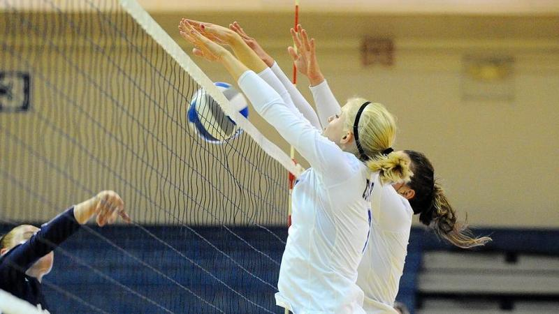 Volleyball Tops Saint Francis U, 3-1