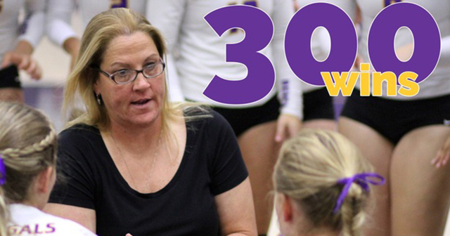 Cal Lutheran's Roesel Reaches 300 Win Milestone