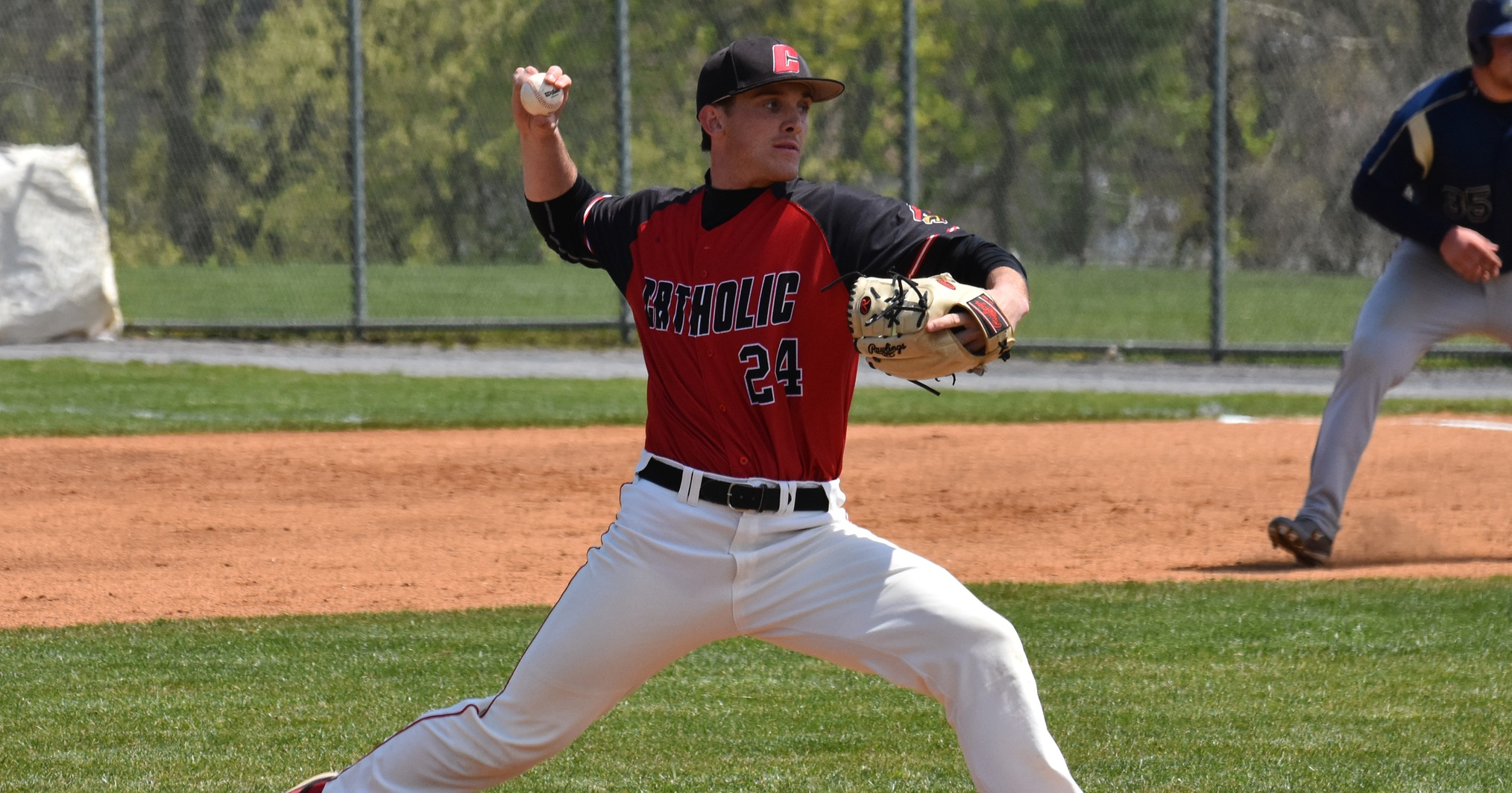 Gately Leads on the Mound as Cardinals Win, 15-3