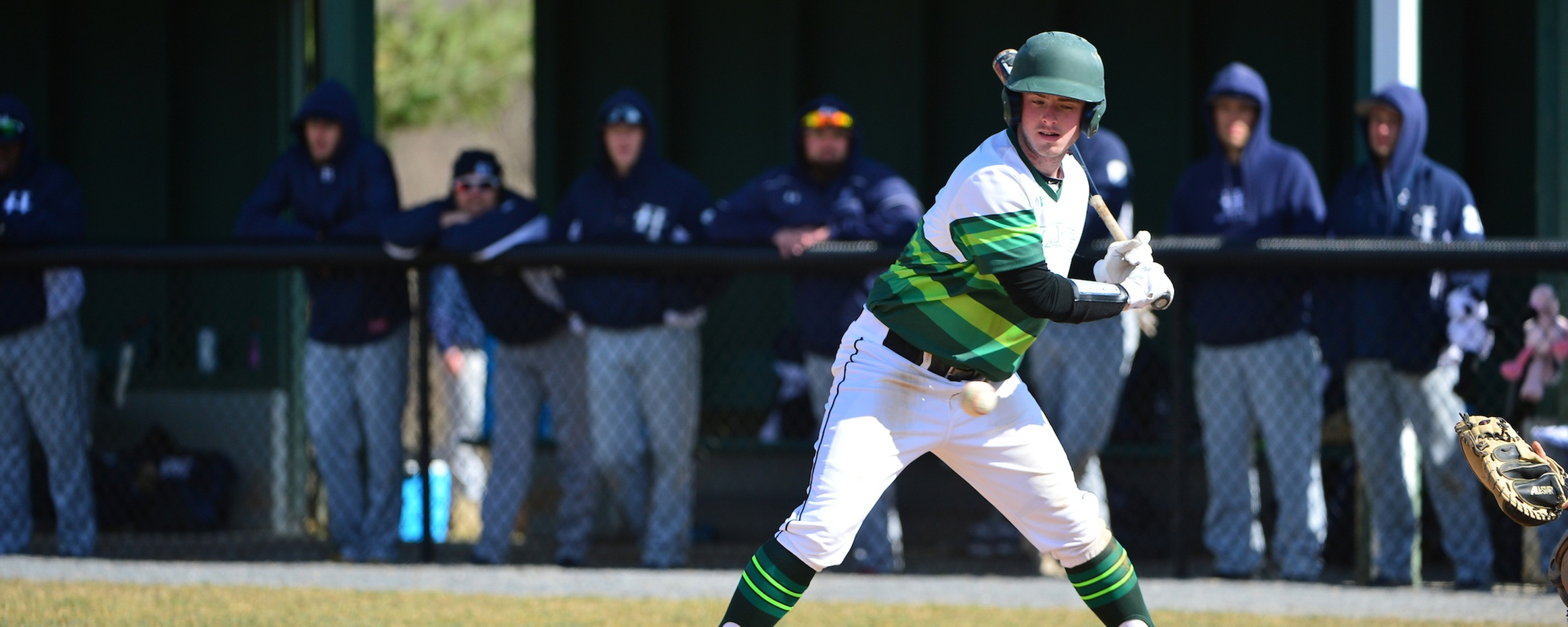 Terrell's Walk-Off Single Gives Mustangs Split With Washington (Md.)