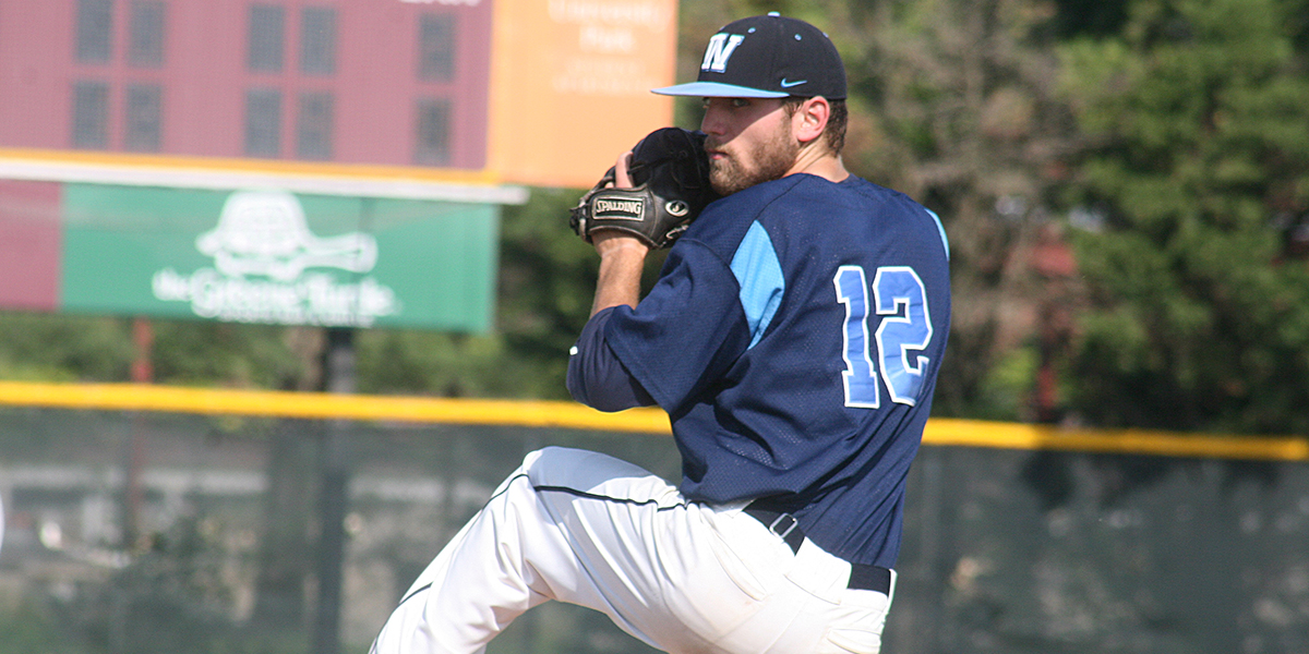Strong pitching leads baseball over Immaculata