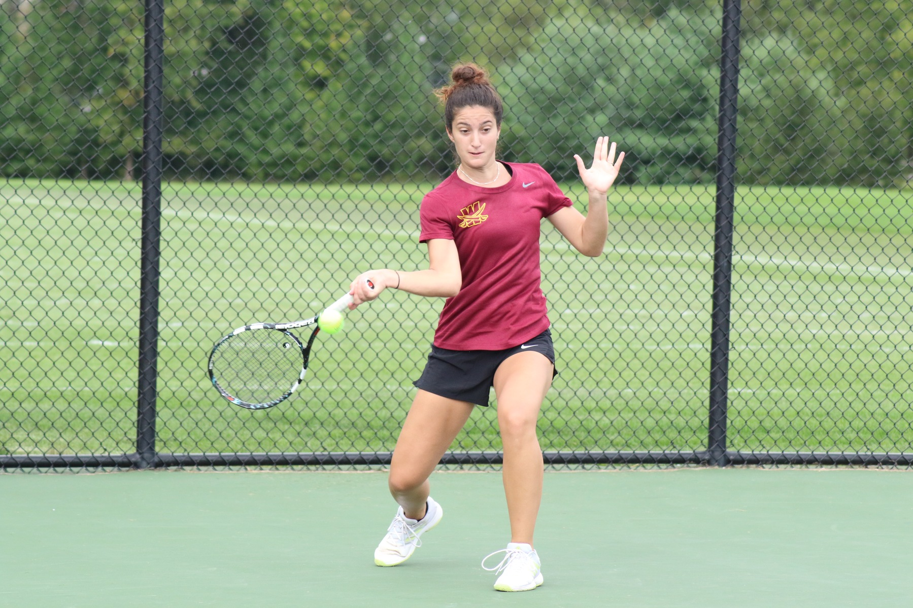 Women's Tennis Dominates on the courts against Ashland