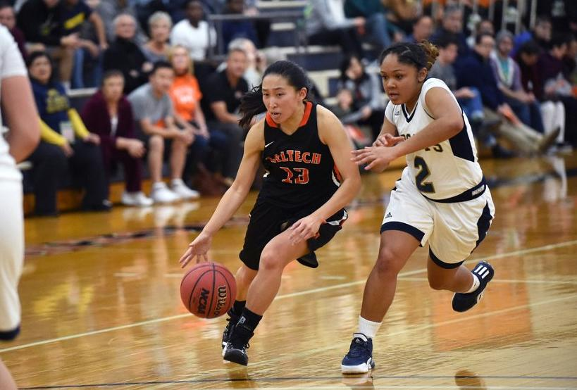 Wong Sisters Pace Women's Basketball Against CMS