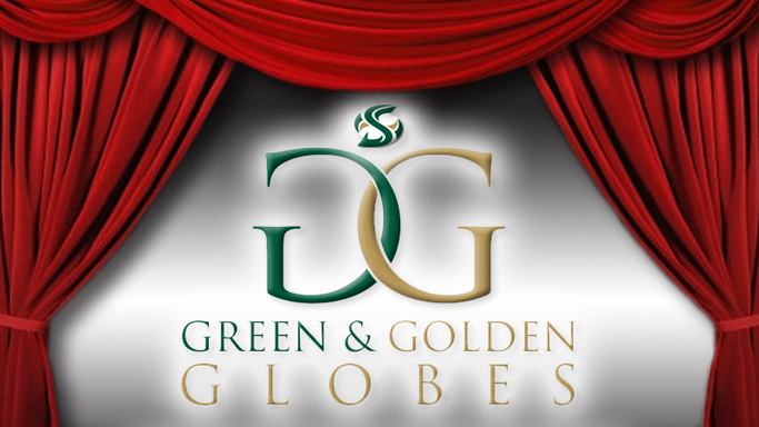 STUDENT-ATHLETE AWARDS ANNOUNCED AT GREEN AND GOLDEN GLOBES