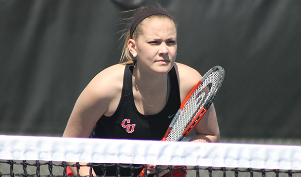 Lyons Spoil Senior Day For Women's Tennis, 8-1