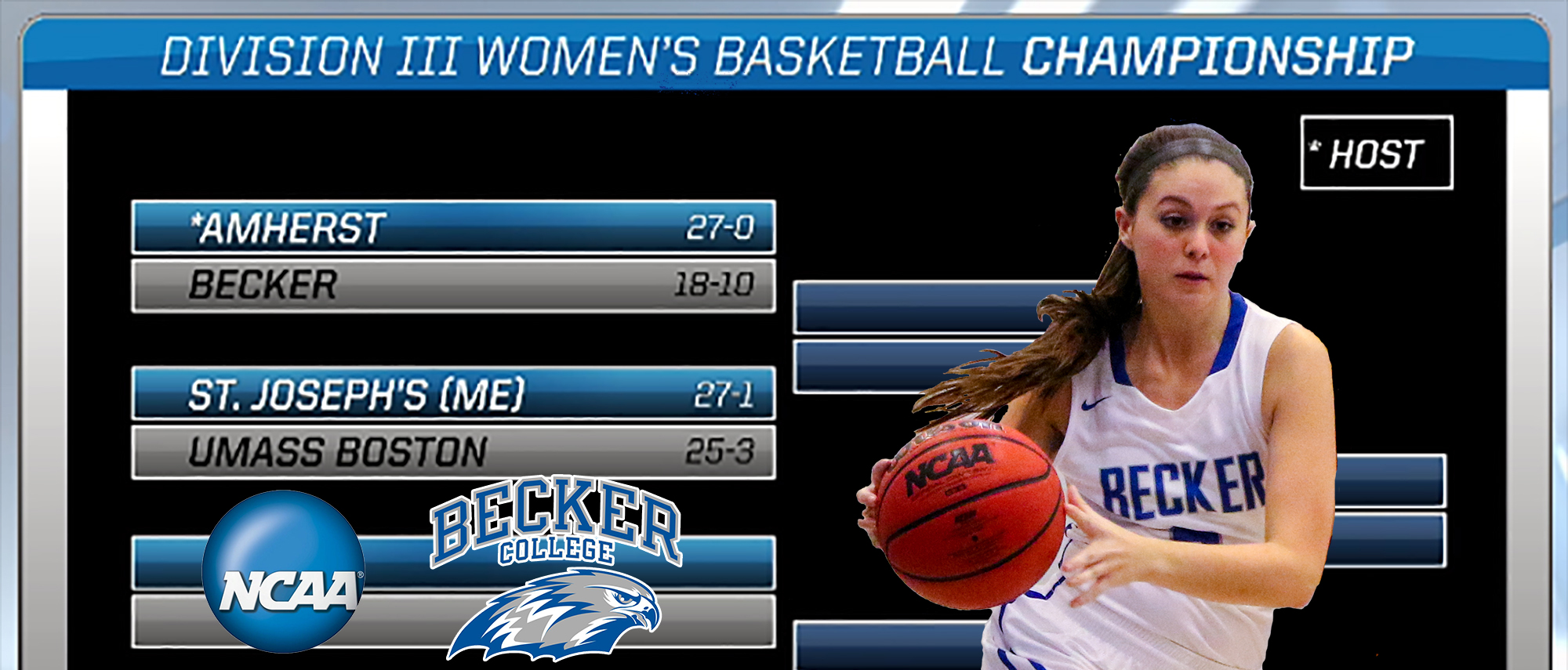 Cassidy Harrison leads Becker into the NCAA Tournament