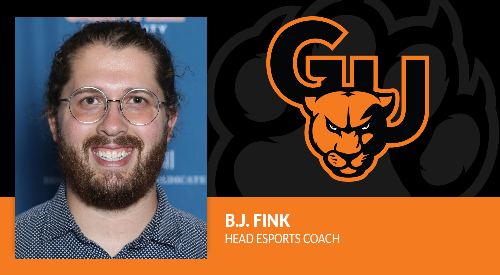 B.J. Fink joins coaching staff as head esports coach