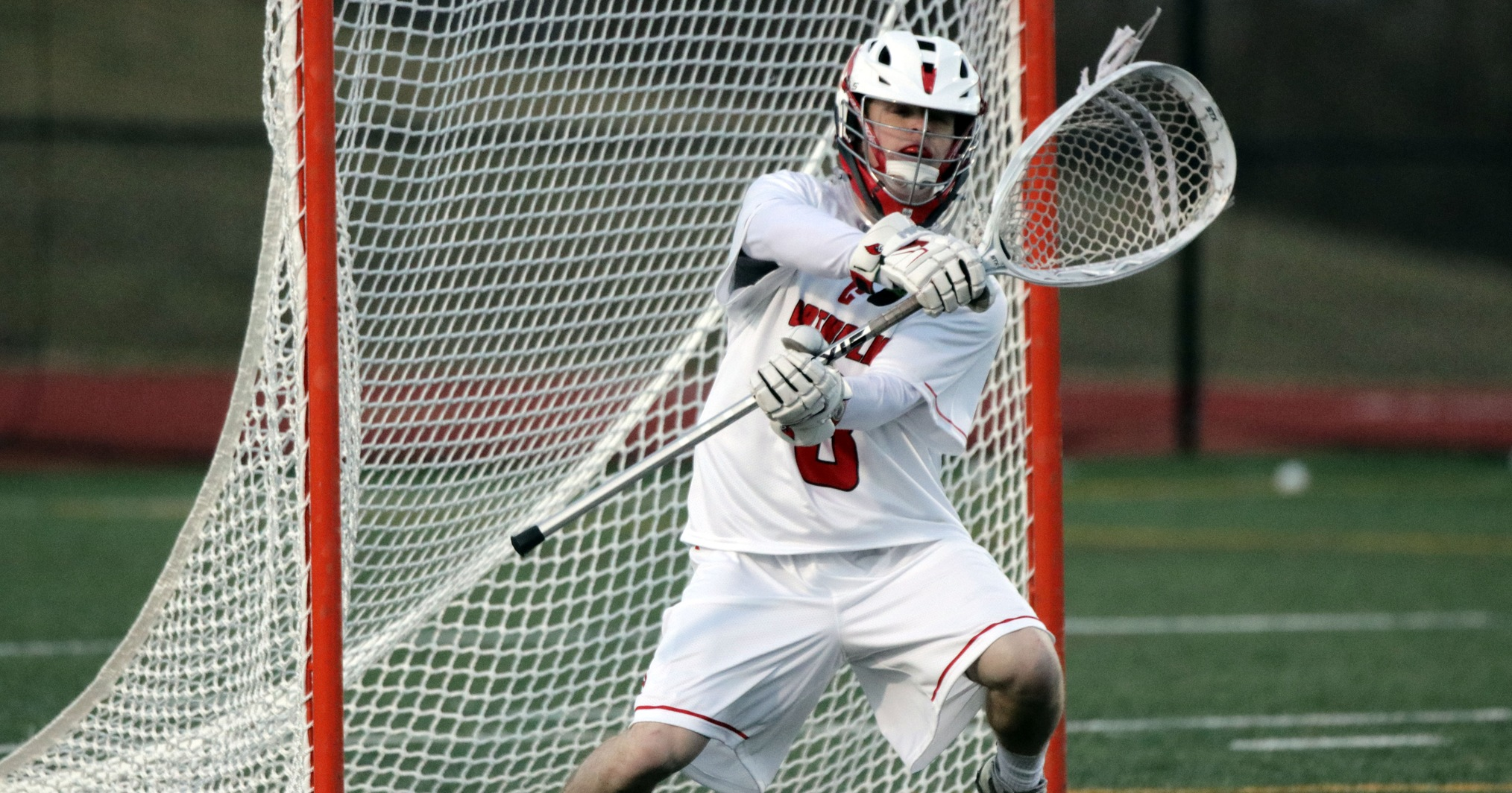 Catenacci, Malone Lead Cardinals to 12-10 Win at Marymount