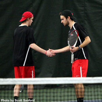 Foresters Defeat Illinois College 9-0, Webster 7-2