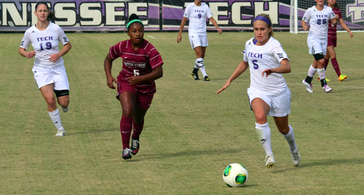 Soccer team heads to Belmont Friday for regular season finale