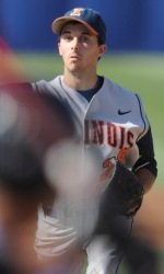Illinois Stays Alive With 5-3 Win Over Kansas State