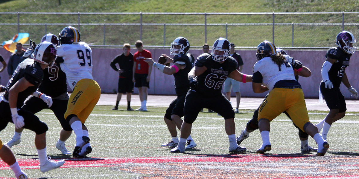 Evangel Football Hosts Missouri Valley Saturday Looking for Fourth Straight Win