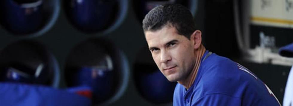 After Off-Season Rancor, Michael Young Is Leading Rangers Again