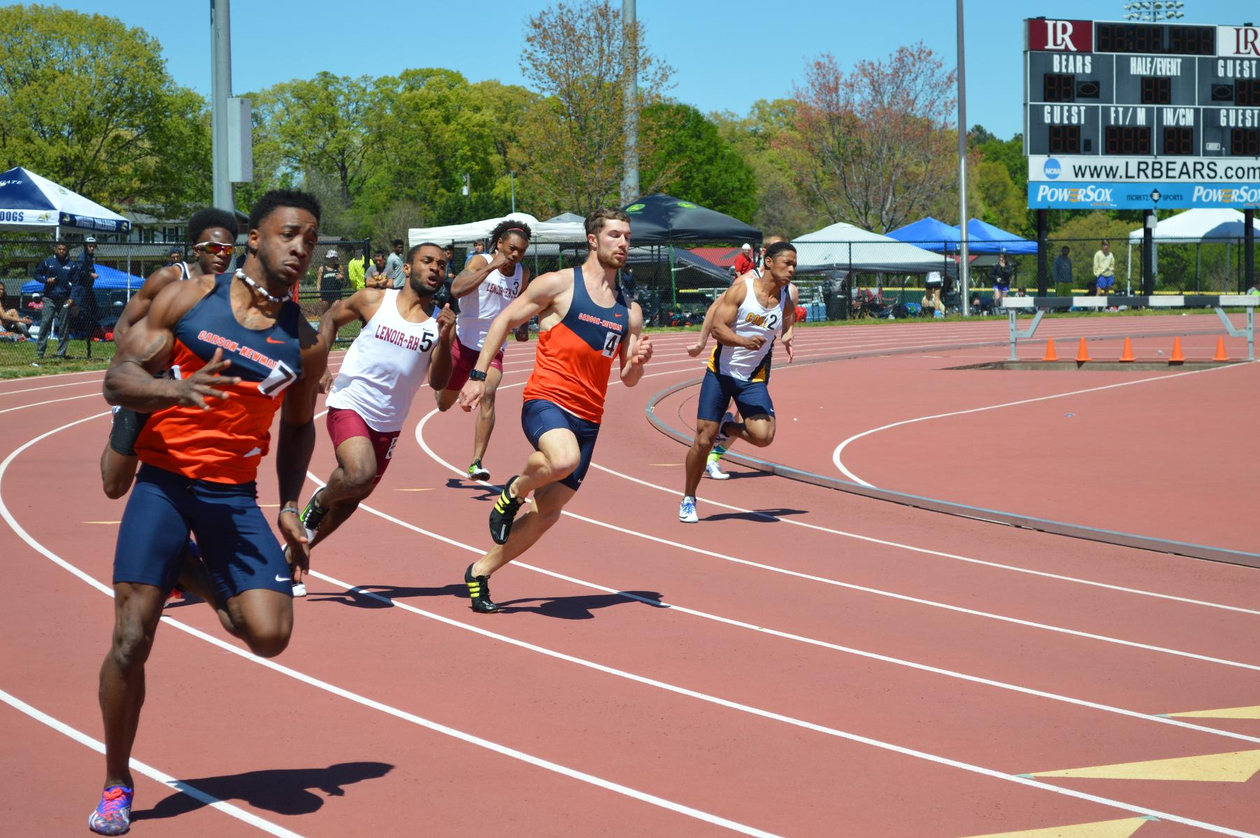 Outdoor Championships next on the docket for Snead and Eagles