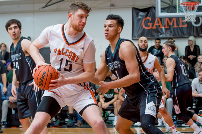 Langara to host CCAA's best in Men's Basketball