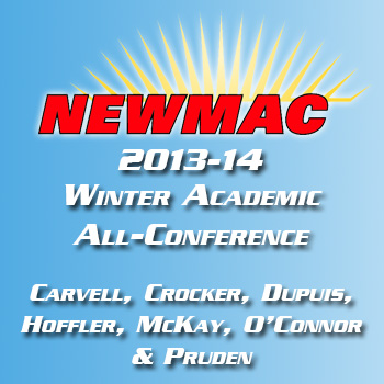 NEWMAC Announces 2013-14 Winter Academic All-Conference Squads
