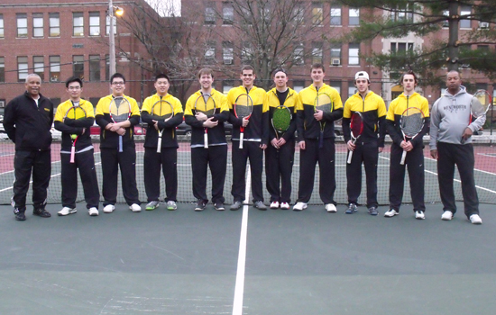 Men's Tennis Sees Season Come to an End
