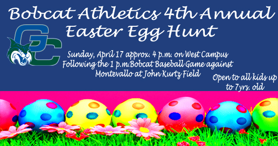 Bobcat Athletics to Hold Fourth Annual Easter Eggstravaganza