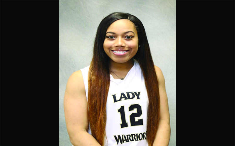 Covington Helps Lady Warriors Hold Off EMCC Lady Lions