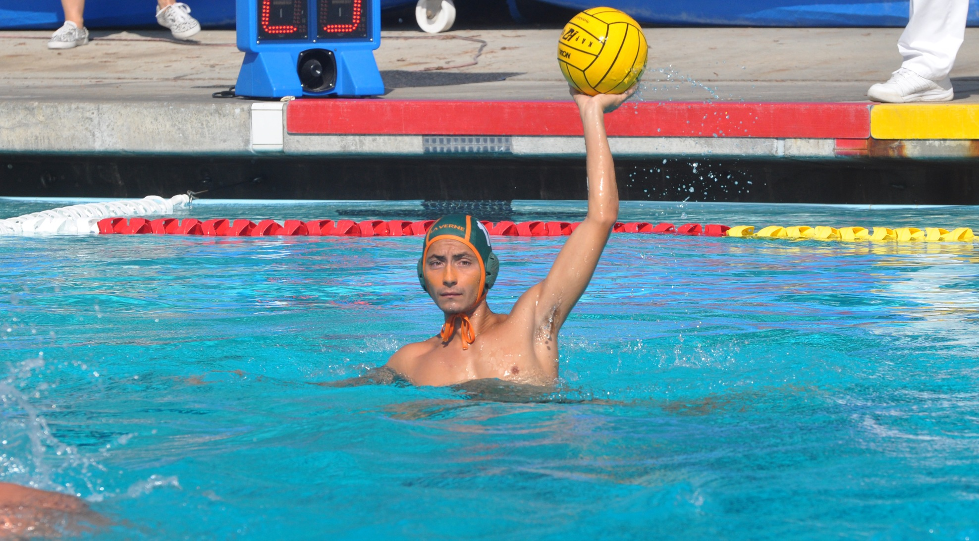 Men's Water Polo falls in SCIAC opener to Chapman