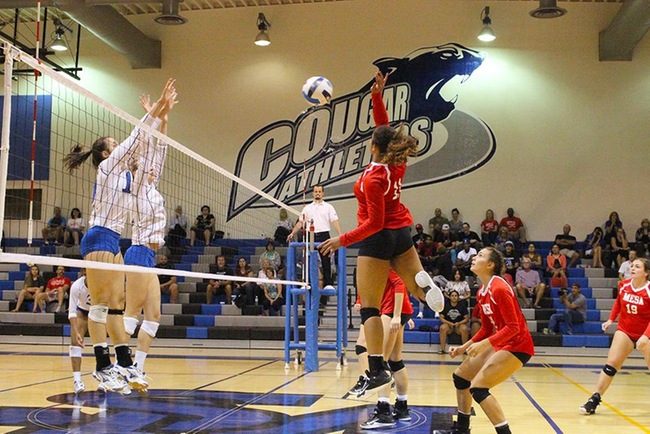 #11 T-Birds Upended at South Mountain in Four Sets