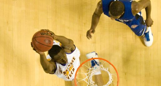 Golden Eagles tame TSU Tigers, 61-56, behind Murphy and Jones