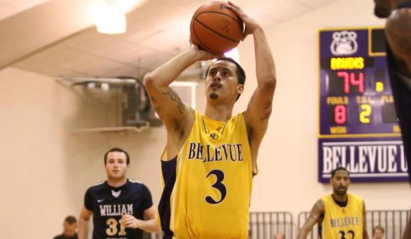 Zamudio's overtime 3-pointer gives Bruins 75-74 win at Ozarks