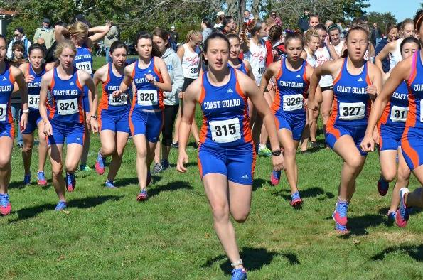 Women's XC Finish 10th at Conn. College Invitational