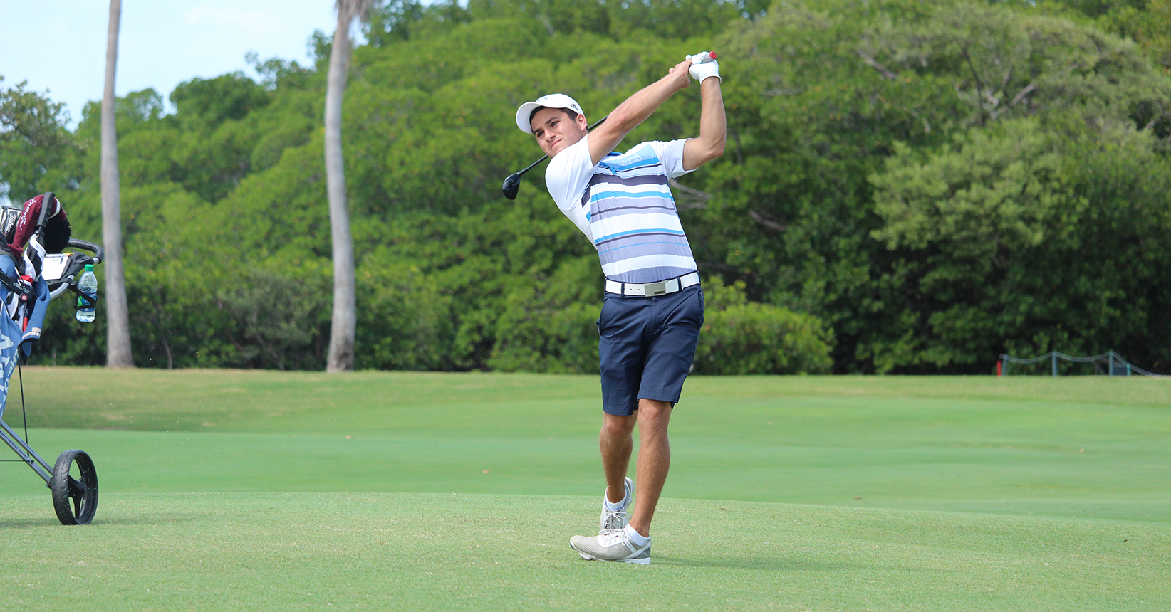 Men's Golf Shares Lead After Day 1 of SSC Championship