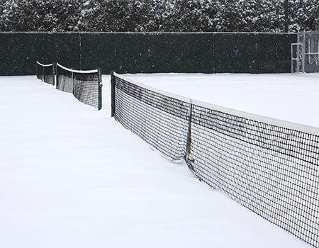 Men's Tennis match with Adrian (Mich.) postponed due to snow