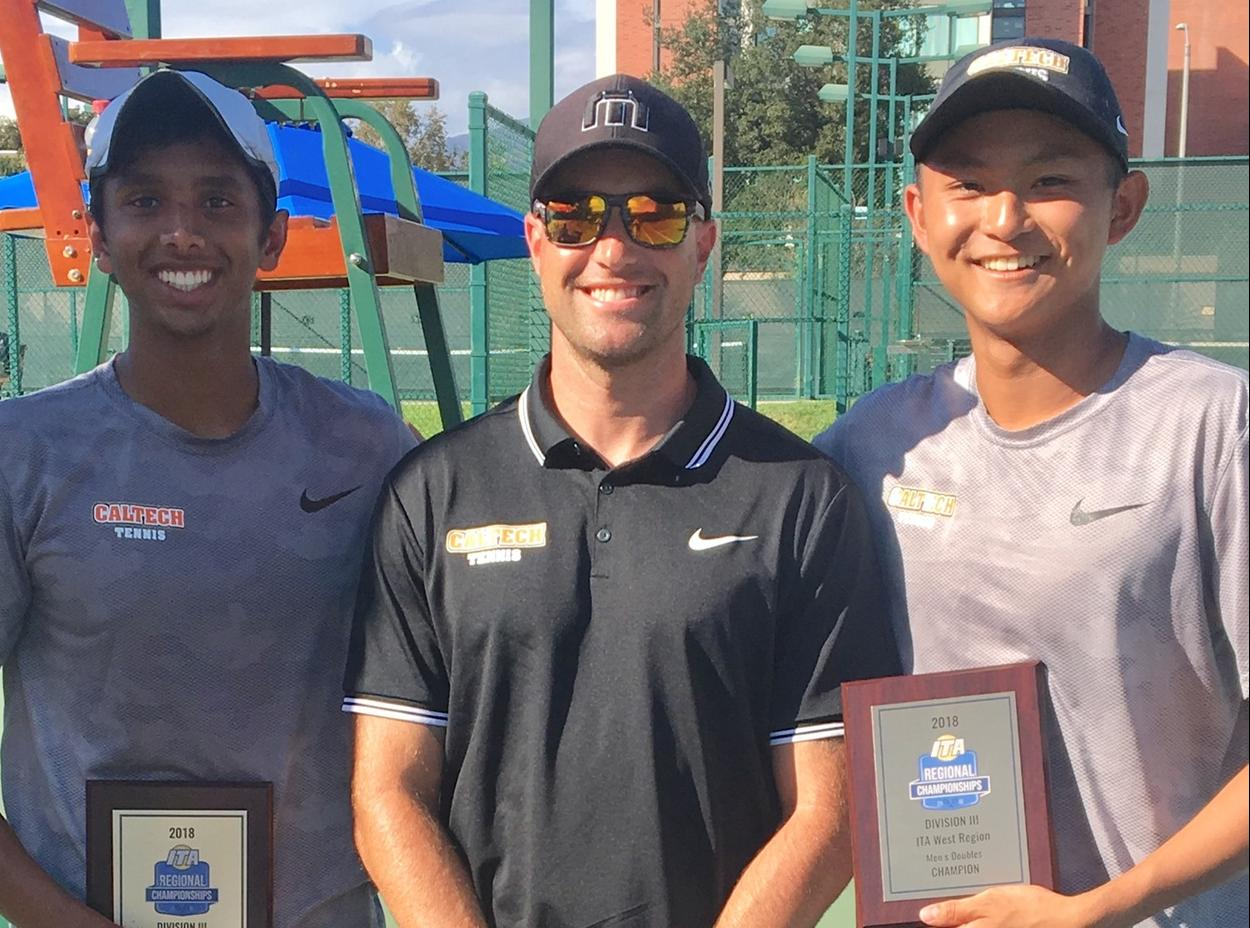 Shanker, Wei Vie for Title Defense at ITA Regionals