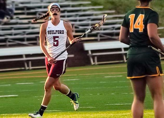 11th-Ranked Generals Deal Guilford First ODAC Women's Lacrosse Loss