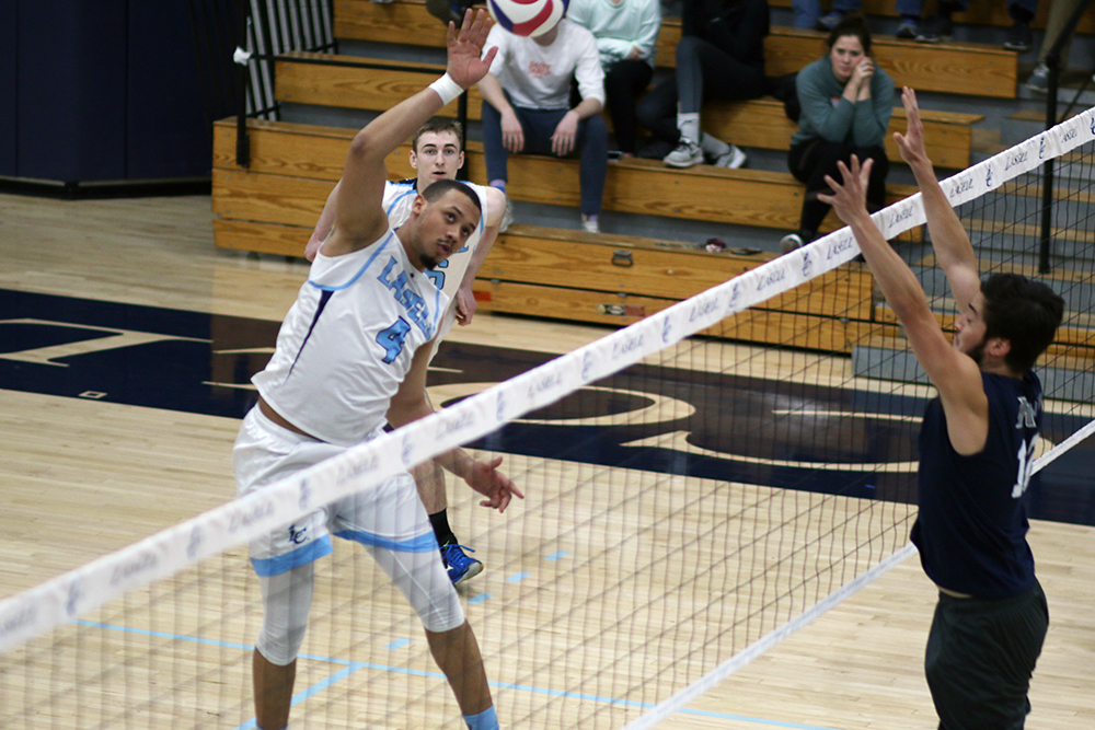 MVB: Lasell sweeps non-conference match at Eastern Nazarene
