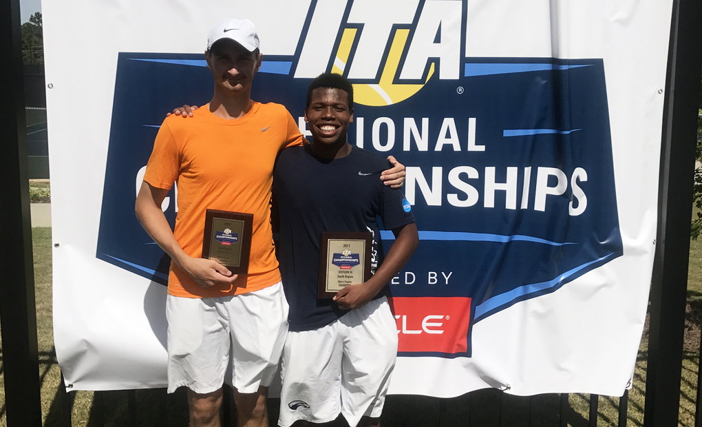 Jemison Captures ITA South Region Singles Crown -- Bouchet & Wanner Win Doubles