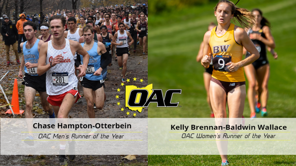 OAC Cross Country Awards