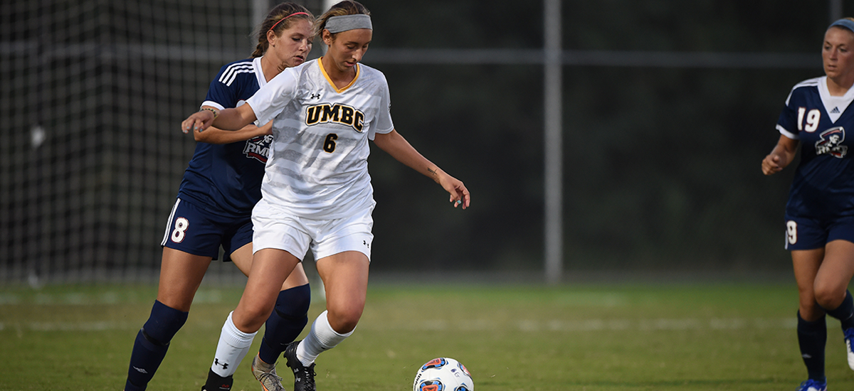 Women's Soccer Opens America East Play at New Hampshire on Sunday