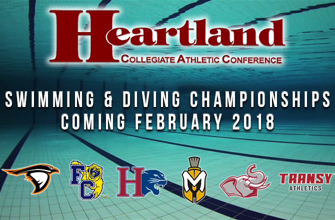 HCAC Announces Addition of Swimming & Diving Championships
